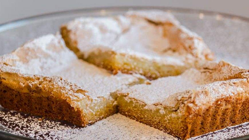 NEW! Gooey Butter Cake