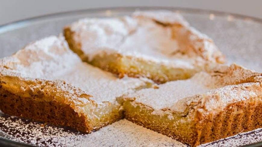 NEW! Gooey Butter Cake
