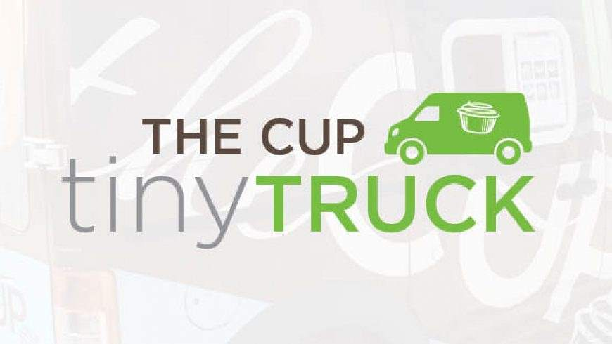 The Cup Tiny Truck