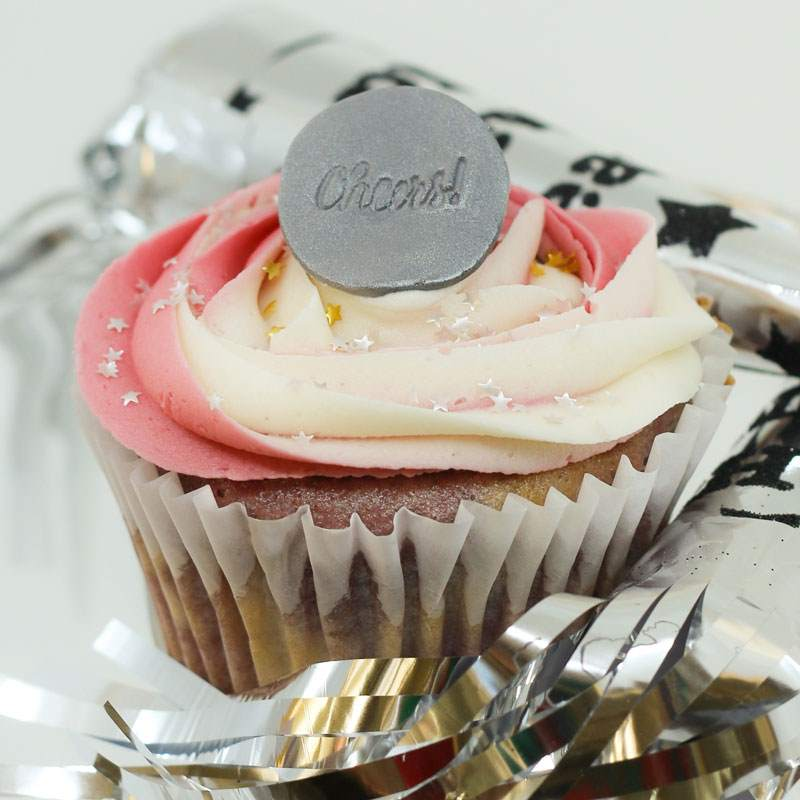 Cheers! Cupcake is Back