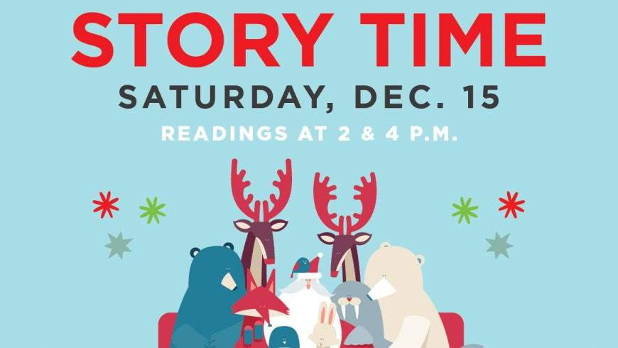 Story Time at The Cup – Central West End